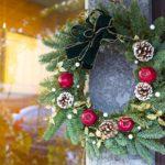 クリスマスに折り紙で立体的なリースを!作り方は意外と……?